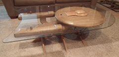 エンタープライズ-C型のコーヒーテーブル