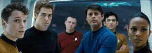 映画 Star Trek (ST11) クルー初公開写真