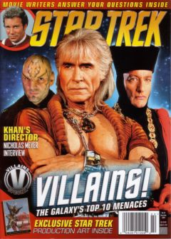 Star Trek Magazine 12月号