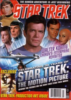 Star Trek Magazine 2010年1・2月号