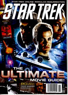 Star Trek Magazine 2010�N6����