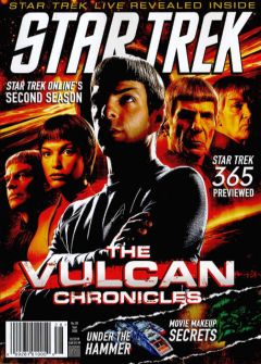 Star Trek Magazine 8/9月号